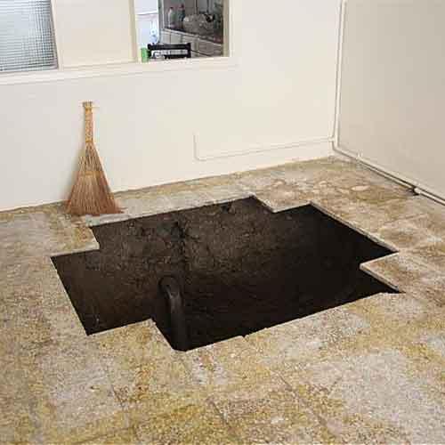 دلایل ریزش چاه