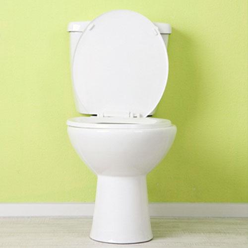 سرویس توالت فرنگی خراب